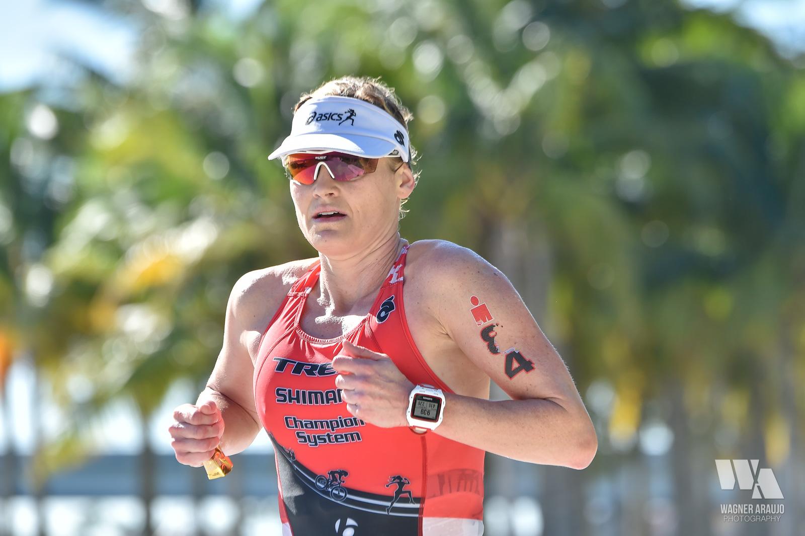 2016 Ironman Miami running