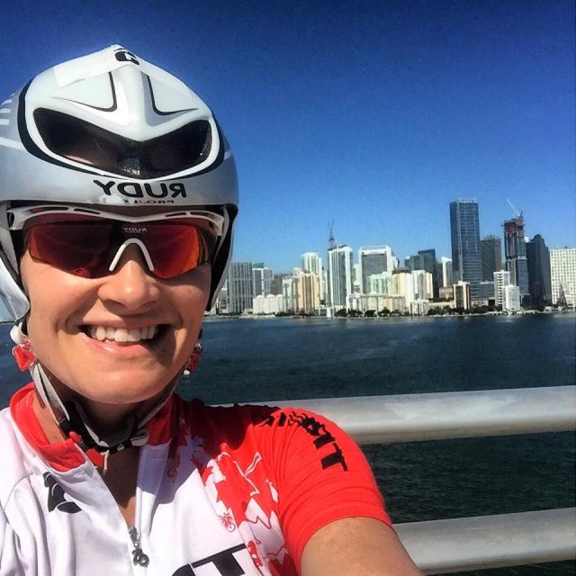 2016 ironman miami bike ride