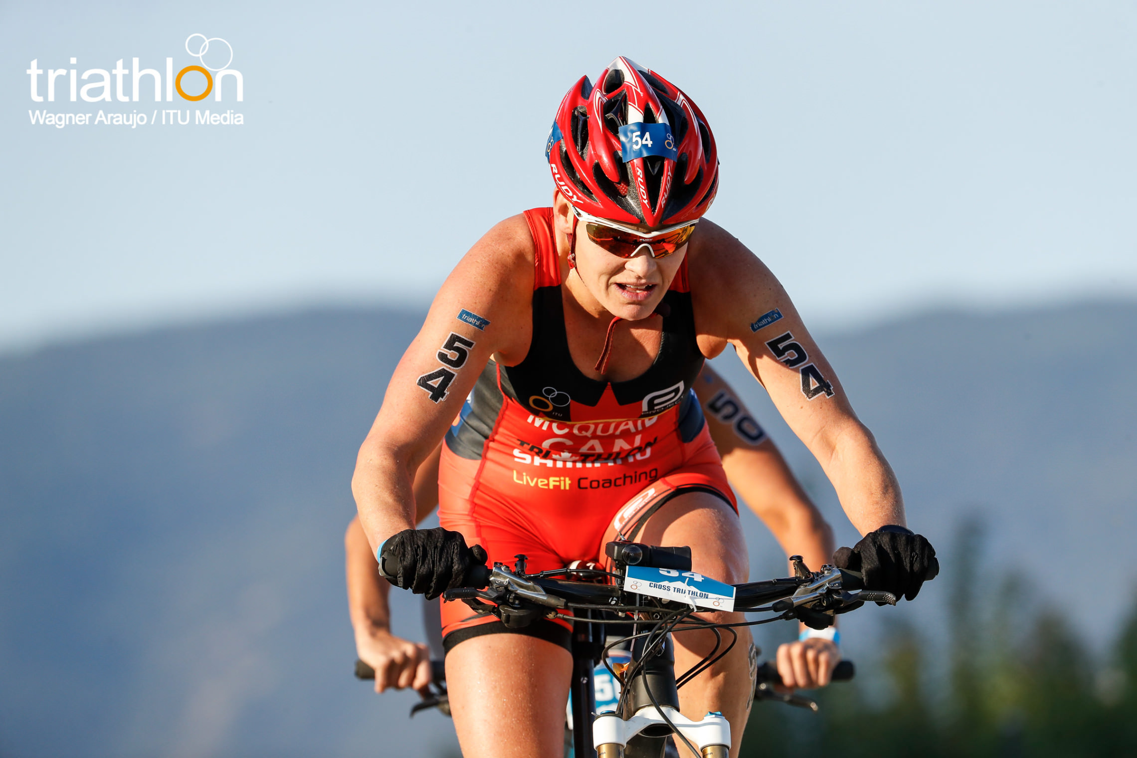 Cycling at the ITU Cross Triathlon World Championship