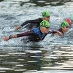 swim leg itu multisport world Championship