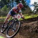 riding mountain bike