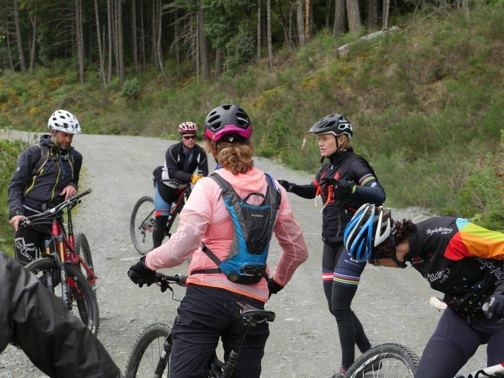 Tri The Dirt mountain bike skills coaching