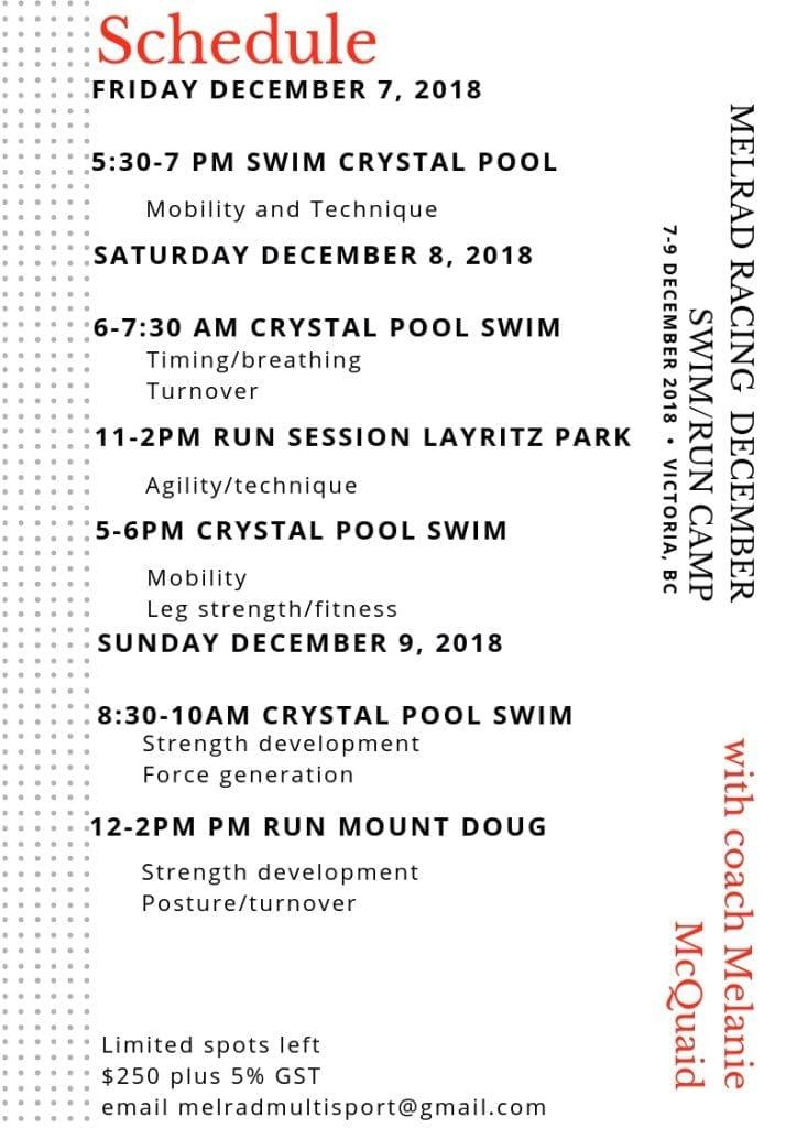 melrad multisport swim camp