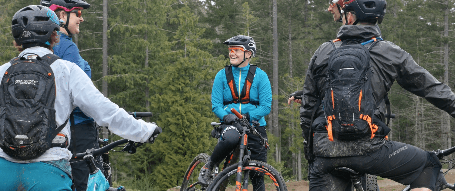 MelRad Multisport mountain biking